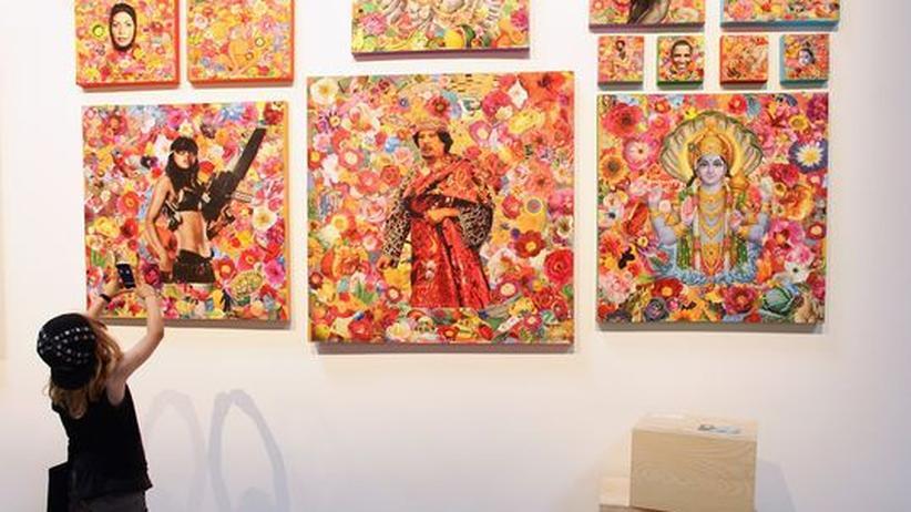 Kunstschau in Venedig: Der italienische Pavillon der diesjährigen Biennale in Venedig