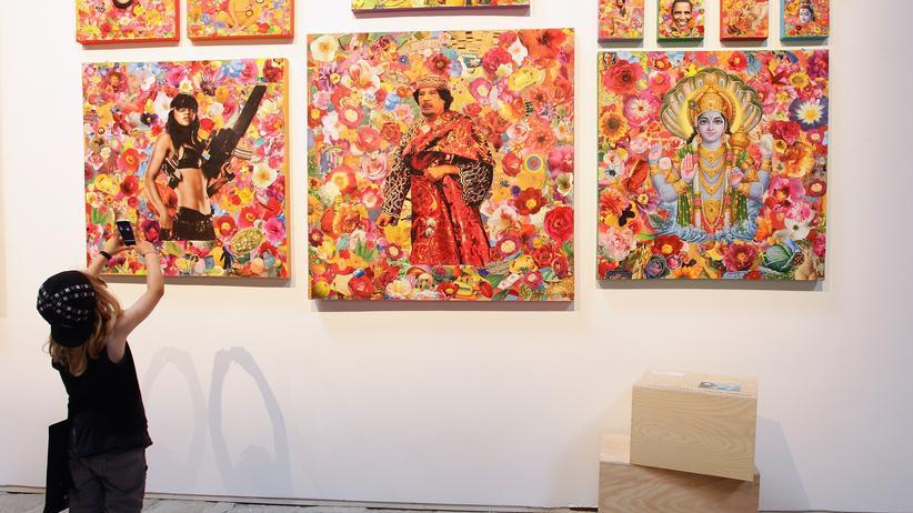 Kunstschau in Venedig: Kunstgemuddel auf der Biennale