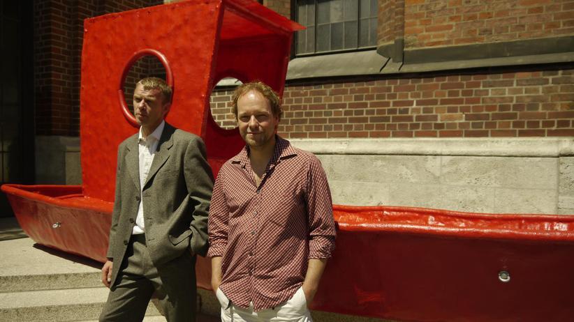 Biennale Venedig: Mit dem Kutter über die Alpen