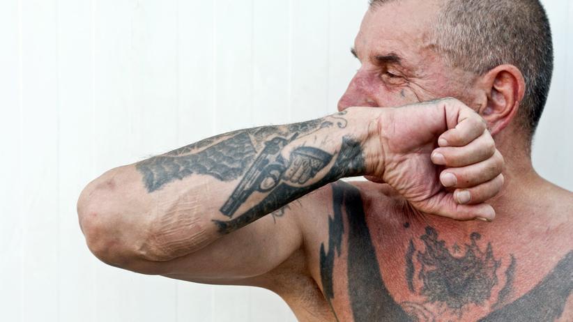 Fotografie: Drei Punkte zwischen Daumen und Zeigefinger