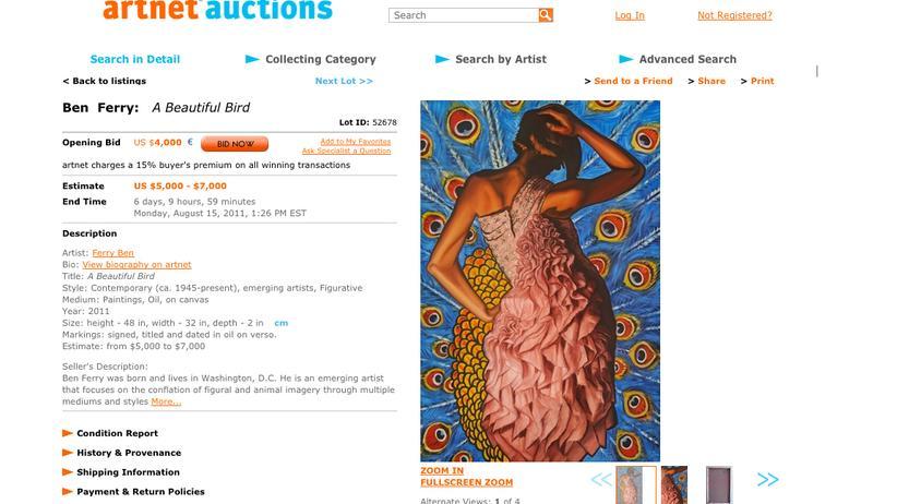 Kunstmarkt: Pause für den Auktionshammer