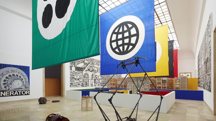 Art Berlin Contemporary: Die Atmosphäre des Avantgardistischen