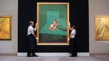 """Das Gemälde """"Crouching Nude"""" von Francis Bacon wurde im Juni 2011 bei Sotheby's in London versteigert."""
