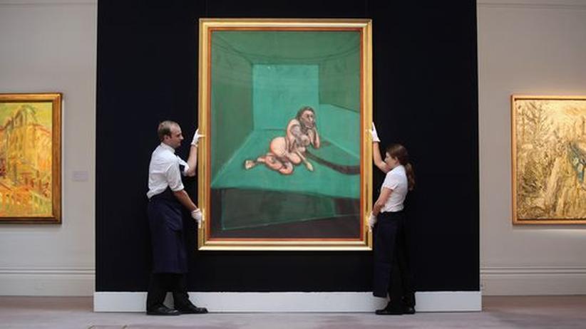 Kunstmarkt: Sicherer als Gold