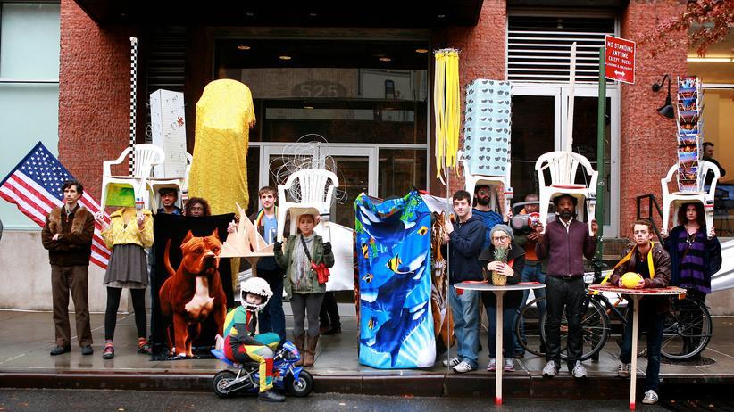 Frankfurter Kunstverein: Die Ästhetik globaler Rebellion