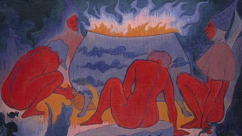 Ausstellung in Straßburg: Der Hang der Künstler zum Okkulten