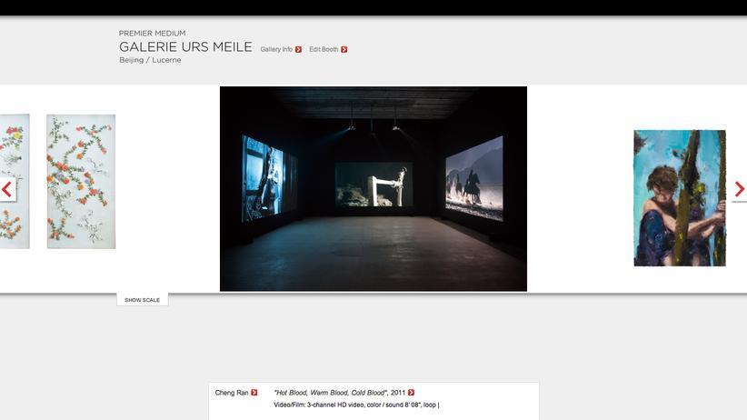 Online-Kunstmesse: Picasso online shoppen