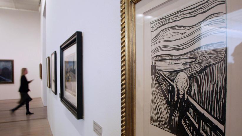 Munch-Versteigerung: Ein Bild mit Potenzial für einen Auktionsweltrekord
