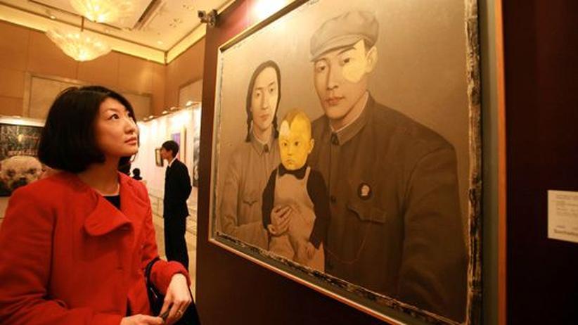 Chinas Kunstmarkt: Kaufen fürs Portfolio