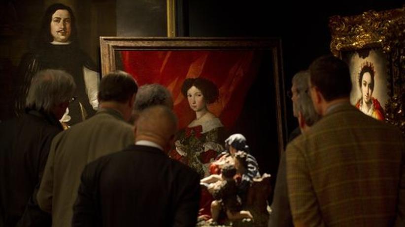 Kunstmarkt-Studie: Kunstmarkt in China überholt USA