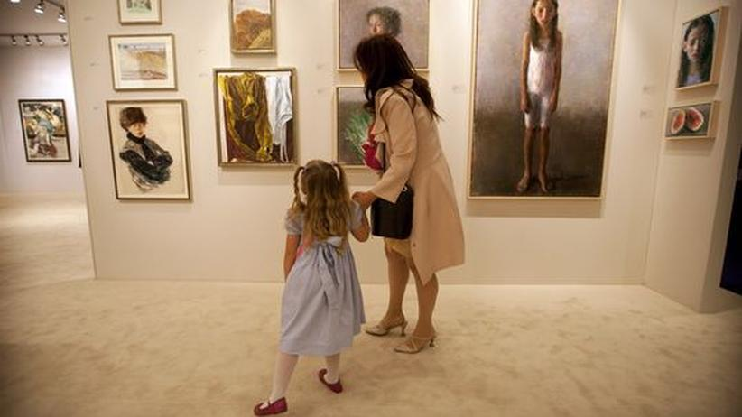 Kunstmesse Tefaf: Unter Millionären