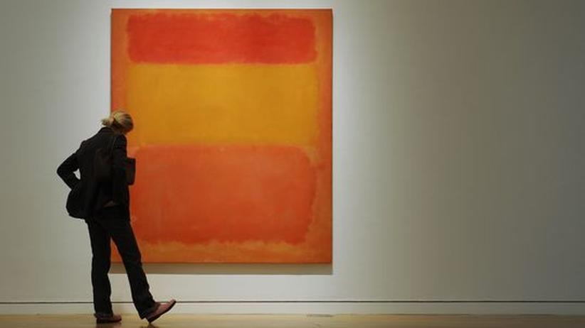 """Millionenpreise für Kunst: """"In einem Rothko kann man nicht wohnen"""""""