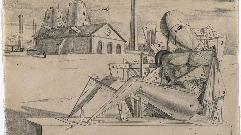 Erster Weltkrieg: Das Epochenjahr und die Kunst