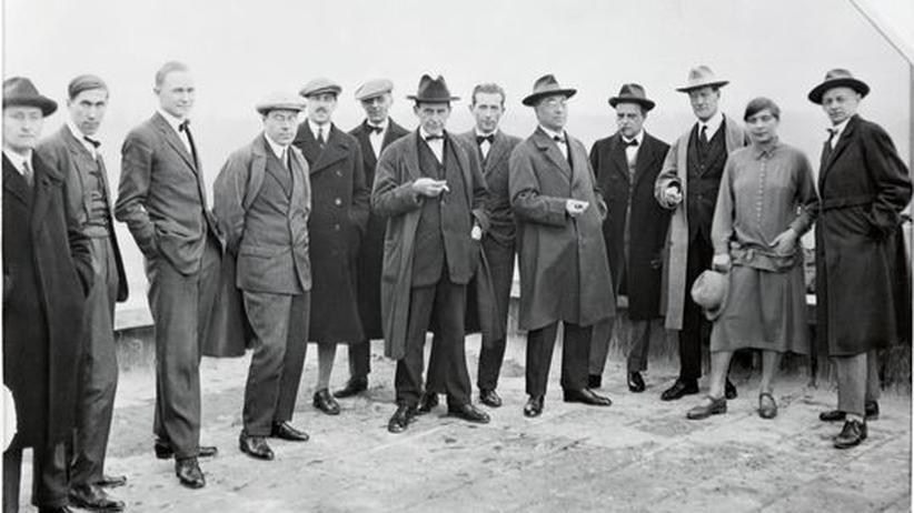 Bauhaus: Für Frauen blieb die Weberei