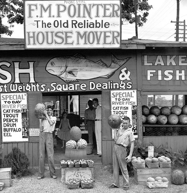 Fotograf Walker Evans: Amerikas dreißiger Jahre