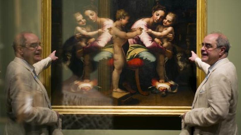 Raffael im Prado: Neue Ideen für einen alten Meister