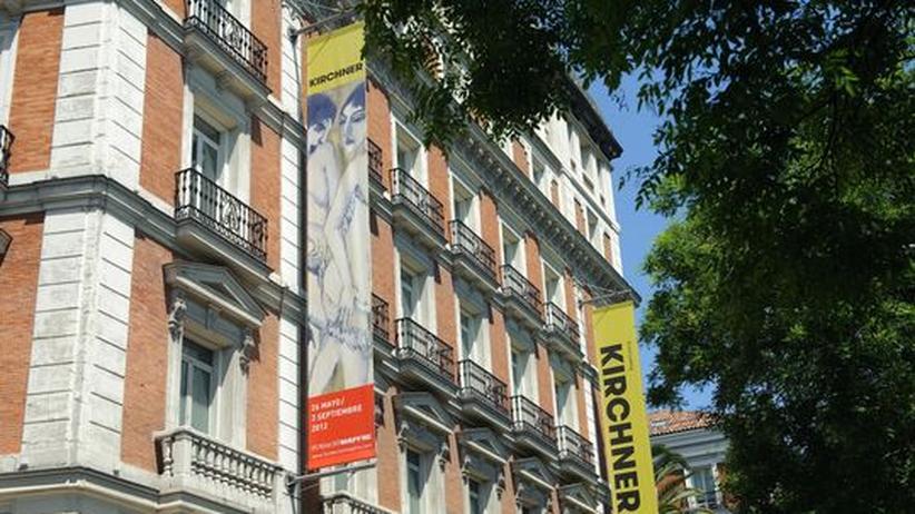 Ernst Ludwig Kirchner: Bilder von Tanz und Bewegung