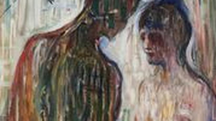 "Edvard Munch: ""Amor und Psyche"", 1907"