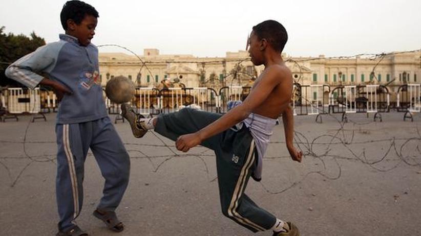 Ägypten: Die Kunst der ägyptischen Revolution