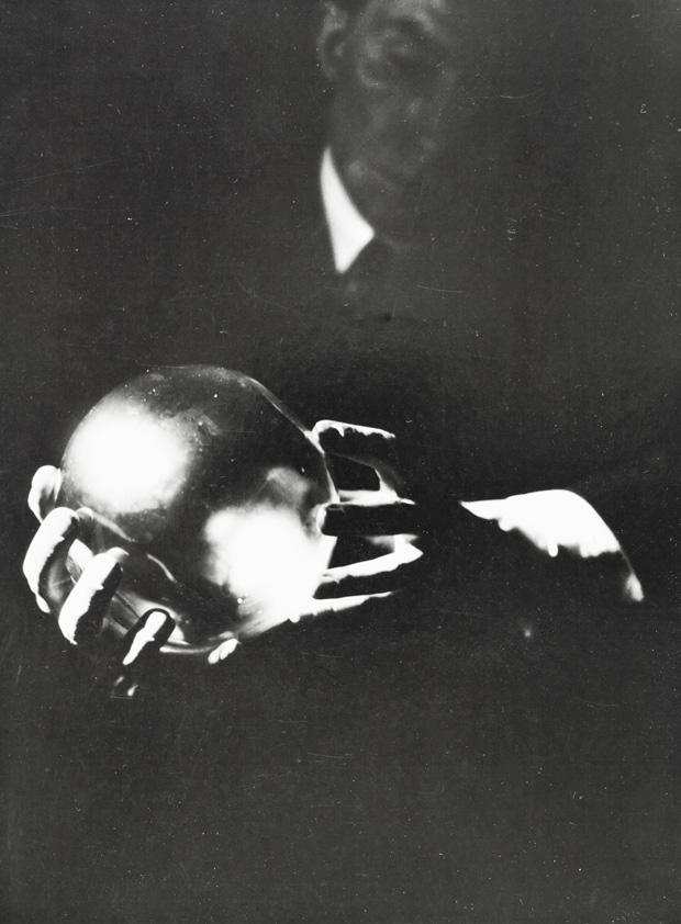 "Roger Parry (1905–1977): Ohne Titel, 1929, aus: Léon-Paul Fargue, ""Banalité"" (Paris 1930), Sammlung Dietmar Siegert"