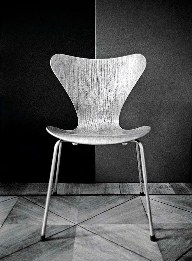 """""""Diese 'Ameise' von Arne Jacobsen wurde von einer Hamburger Behörde aussortiert."""""""