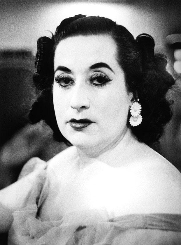 """White Lady Barcelona"", 1959"