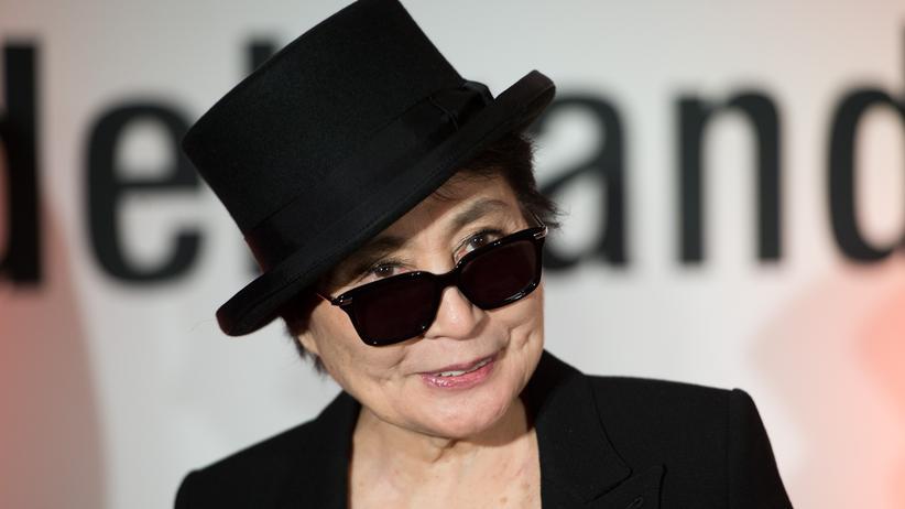 Kunst: Das Mädchen Yoko Ono