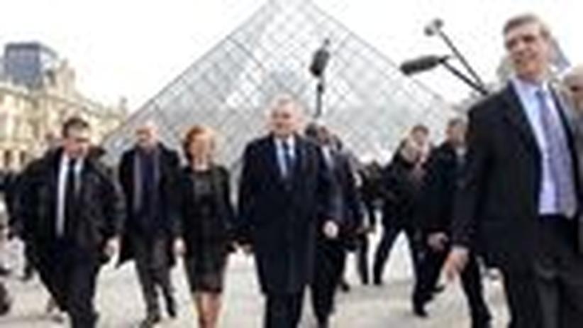 Louvre: Eklat um deutsch-französisches Ausstellungsprojekt