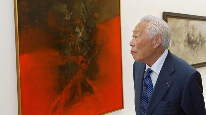 Künstler: Maler Zao Wou-Ki ist tot