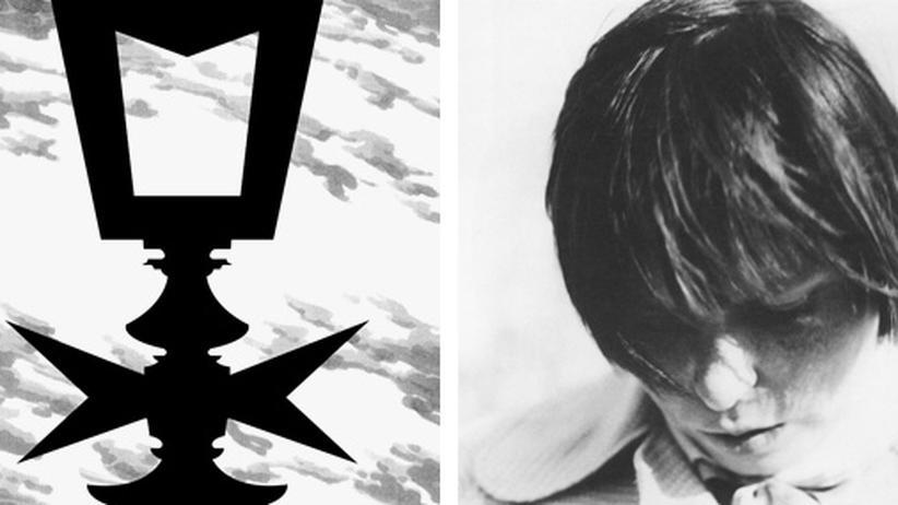 Art Cologne: Motive des Labels Dial, gestaltet von den Künstlern Julian Göthe und Cosima von Bonin.