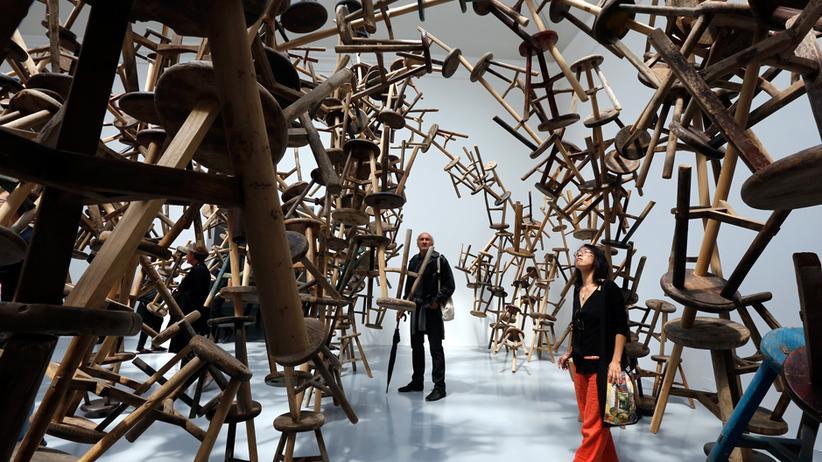 Biennale in Venedig: Jeder Kunst ihre Kapelle