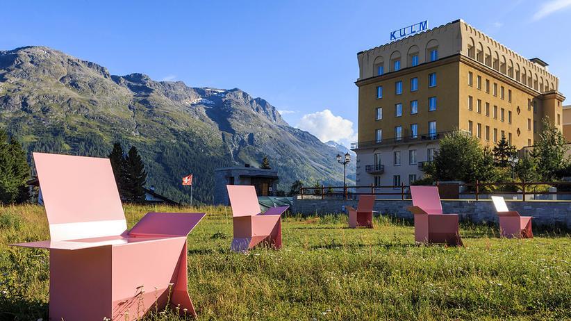 St. Moritz Art Masters: Ai Weiwei im Engadin