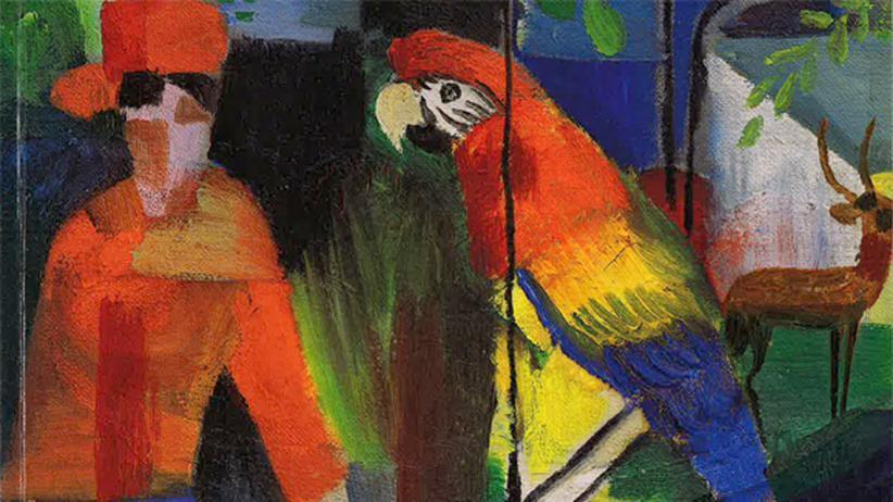 Münchner Kunstfund: August Macke aus Gurlitt-Nachlass bei Grisebach versteigert