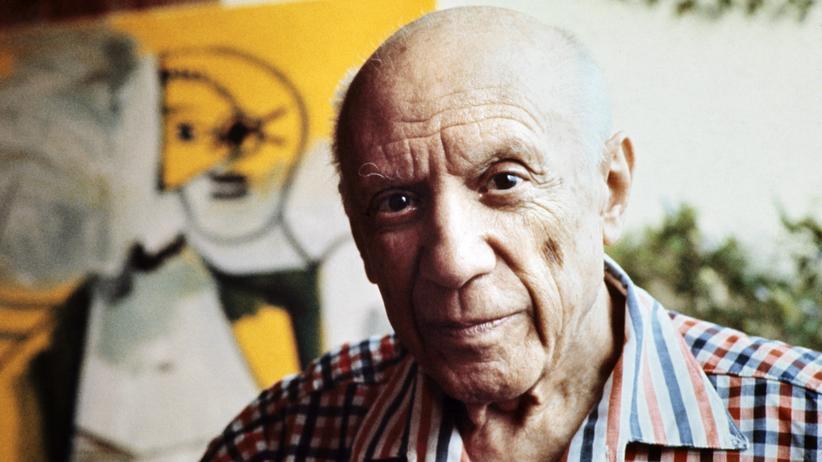 Klassische Moderne: Der Maler Pablo Picasso (Archiv)