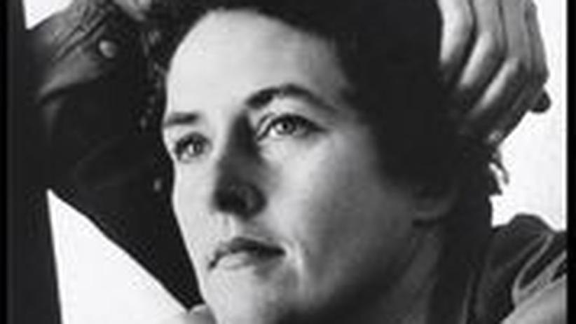 Inge Morath Portrait