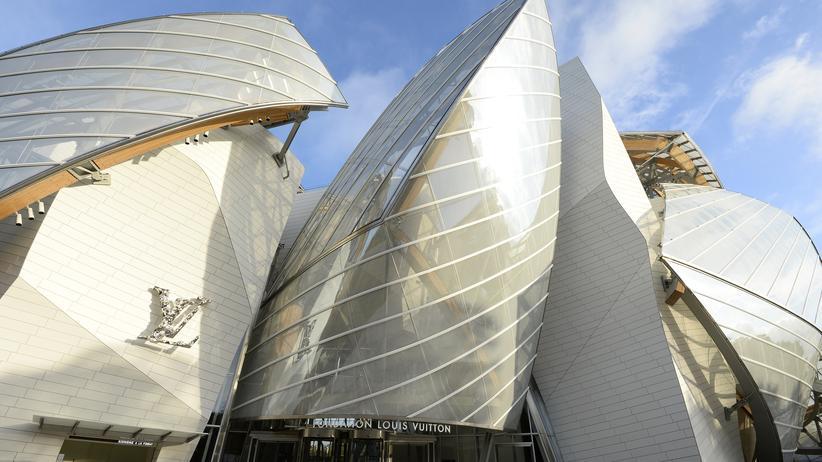 Fondation Louis Vuitton: Dem Geld ist man gern zu Diensten
