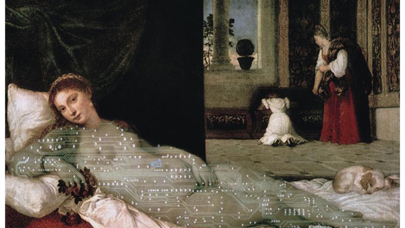 Kultur, Lynn Hershmann Leeson, Biotechnologie, Digitalisierung, Genesis, Museum, Karlsruhe