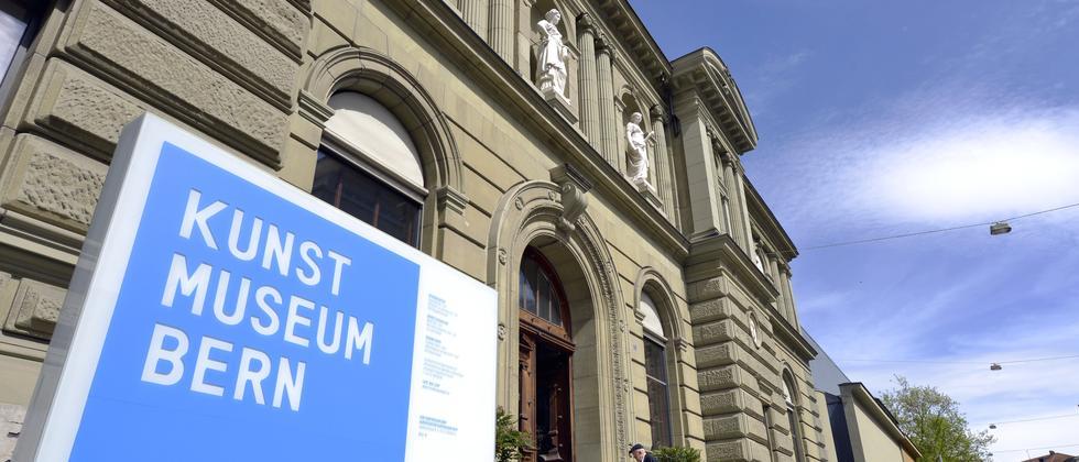 Kunstmuseum Bern Gurlitt Erbe