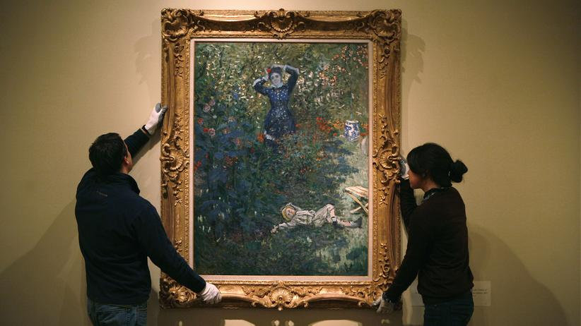Kultur, Impressionismus, Kunstmarkt, Galerie, Claude Monet, Paul Cézanne, Auguste Renoir, Ausstellung, London, Künstler