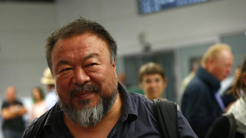 Ai Weiwei : Der Reisefreiheitskämpfer