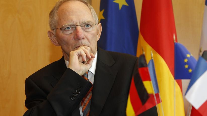 Schuldenkrise: Dr. Schäubles Plan für Europa