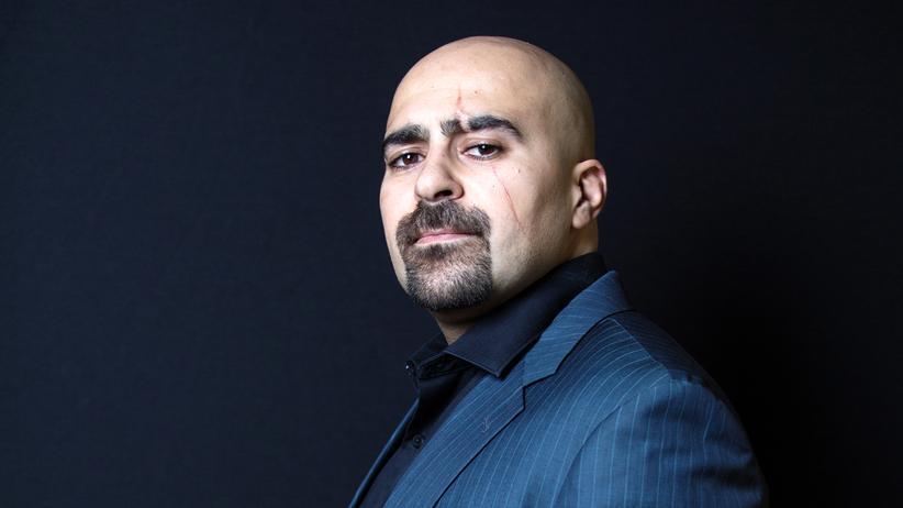 Comics: Suleiman Bakhit will mit seinen Comics andere Identifikationsfiguren für Jugendliche erschaffen.