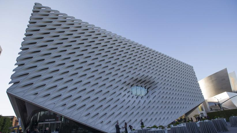 """""""The Broad"""" in Los Angeles"""