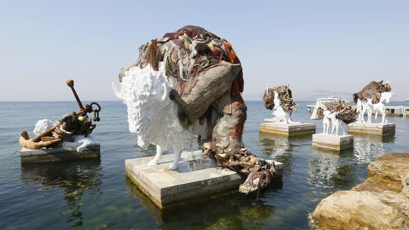 Kultur, Istanbul Biennale, Kunst, Biennale, Türkei, Istanbul, Hrant Dink, Leo Trotzki, Charles Darwin, Evolution, Künstler, Kassel, Kiew, Venedig