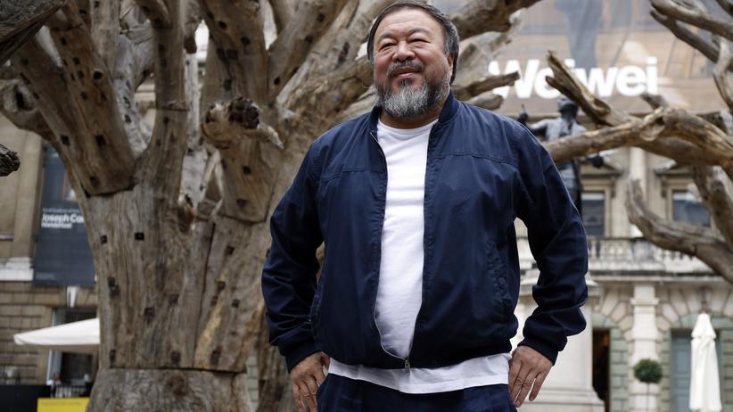Ai Weiwei: Der Künstler kritisierte die Absage von Lego scharf.