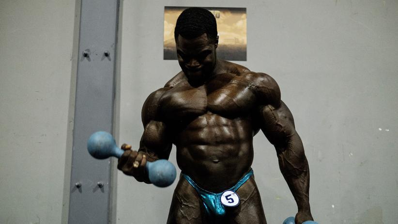 Bodybuilding: Zartes Fleisch, dralle Kunst