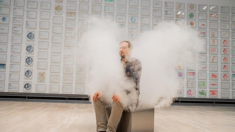 Jeppe Hein: So ein schönes Chakra-Kunstding