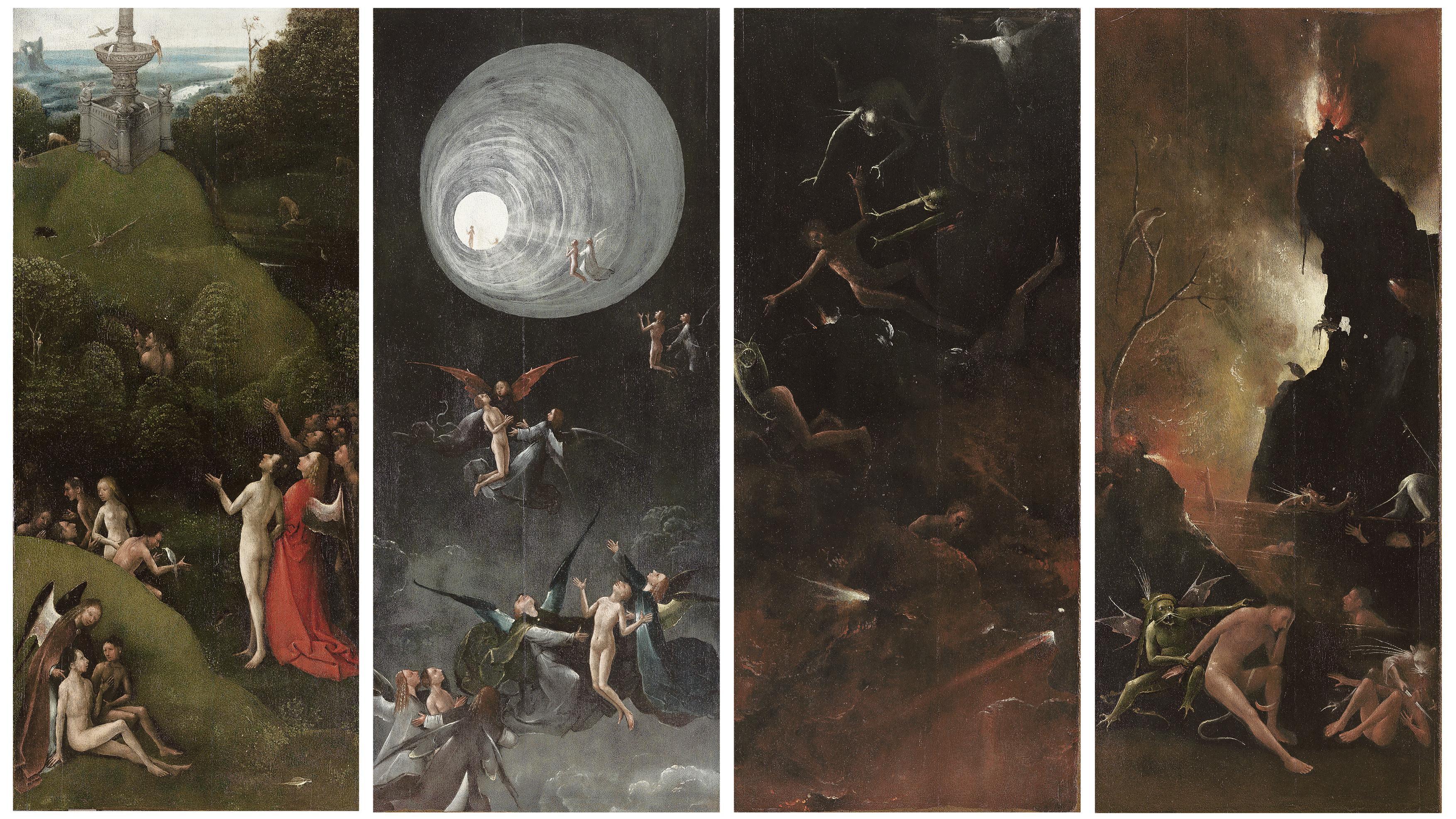 Boschs Visionen vom Jenseits