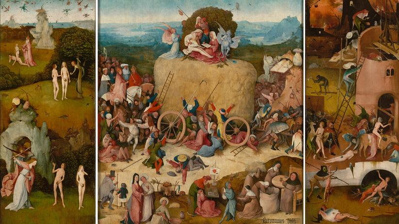 Hieronymus Bosch: Lustgärtner, Höllenforscher