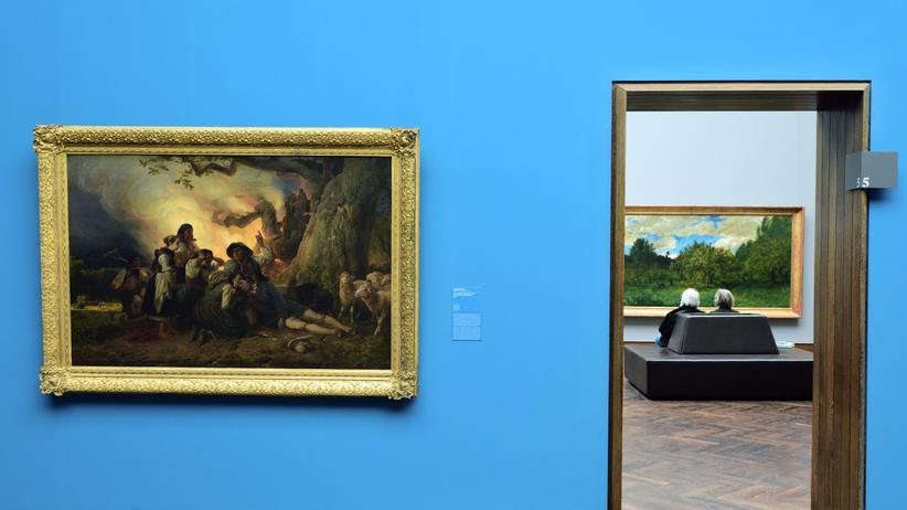 Kunstmuseen : Teurer Edelmüll
